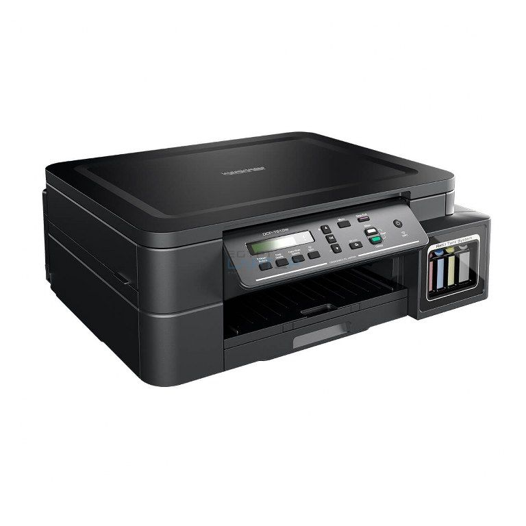 Brother DCP T510W Refill Tank System All in-One Printer