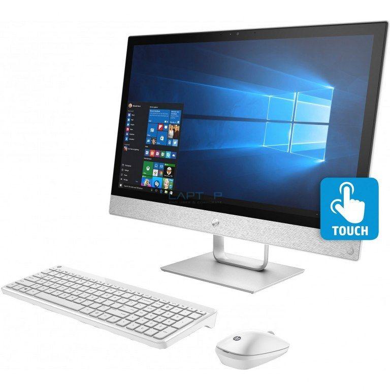 HP Pavilion All in One 24-r002ne Intel Core i7-7700T 12GB DDR4 2TB HDD AMD  Radeon 530 2GB Touch Win 10